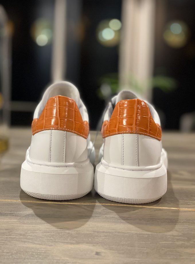 Tango sneaker oranje