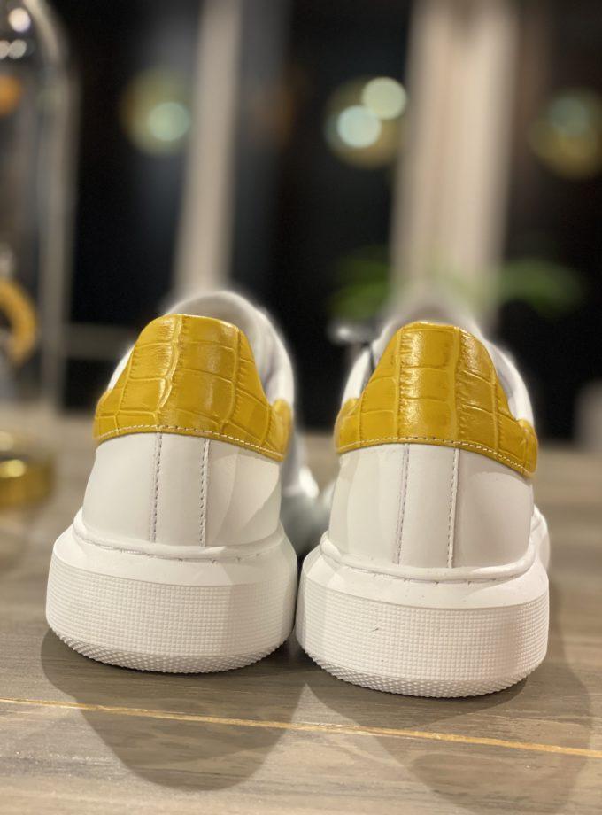Tango sneaker geel