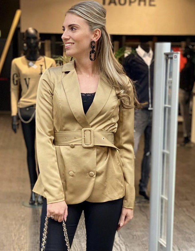 Given Sally blazer