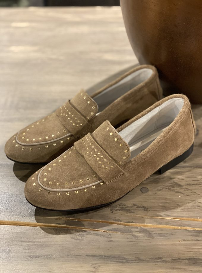 Loafers suede Eindhoven