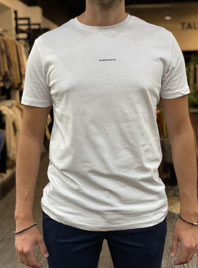 purewhite shirt