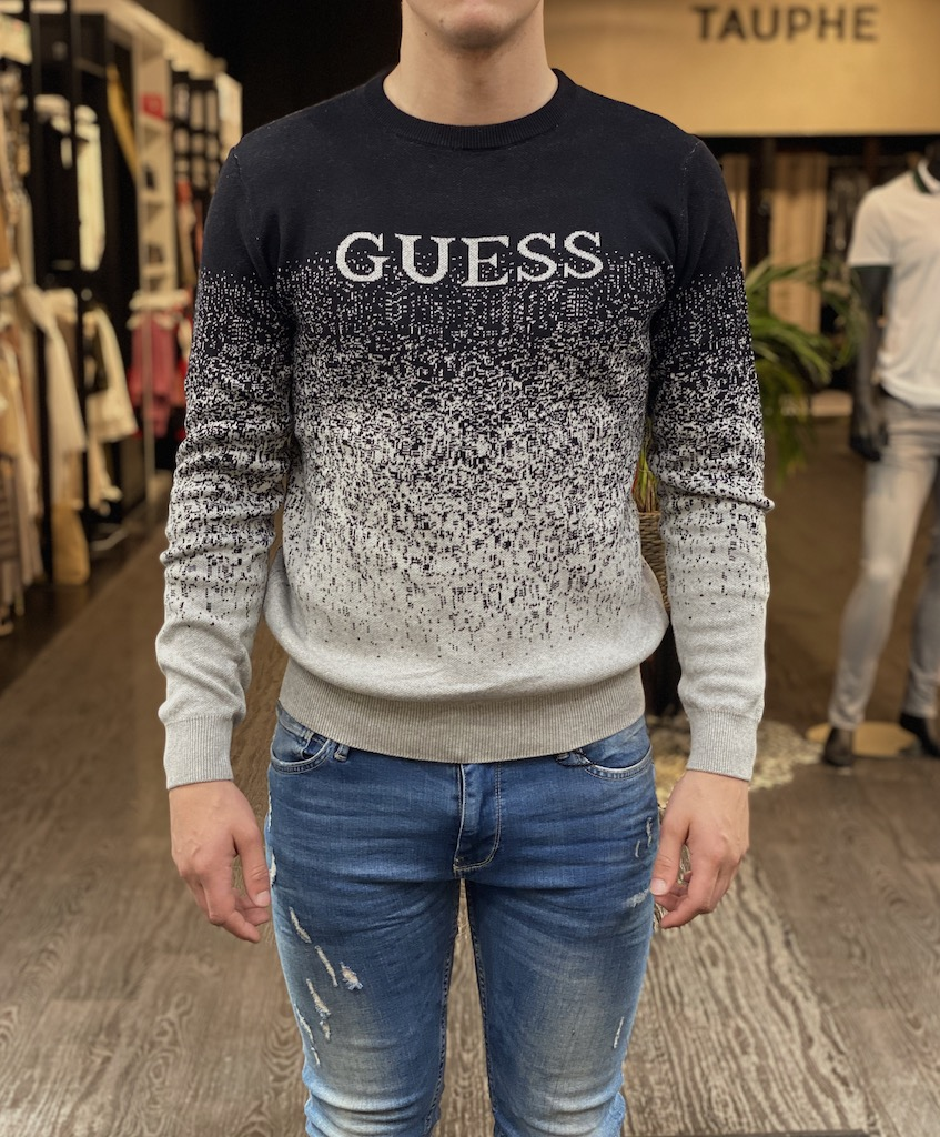 Guess heren Sweaters | KLEDING.nl