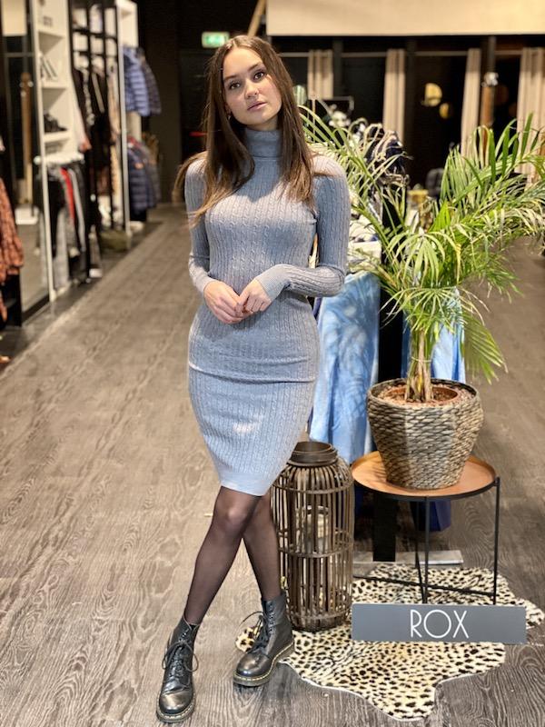 col dress grijs